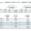 Горелка для полуавтомата ABIMIG GRIP A 155 LW